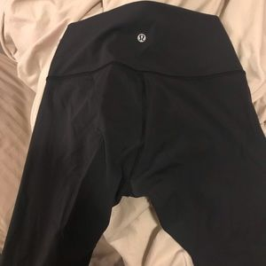 Lululemon leggings black